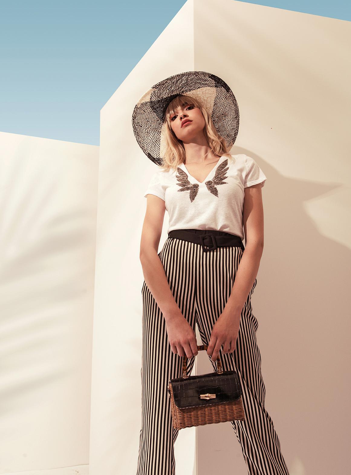 Esprit šešir 3.999 rsd -50% Morgan majica 5.800 rsd -50% Fracomina pantalone 16.790 rsd -50% Parfois torbica 4.499 rsd -50%
