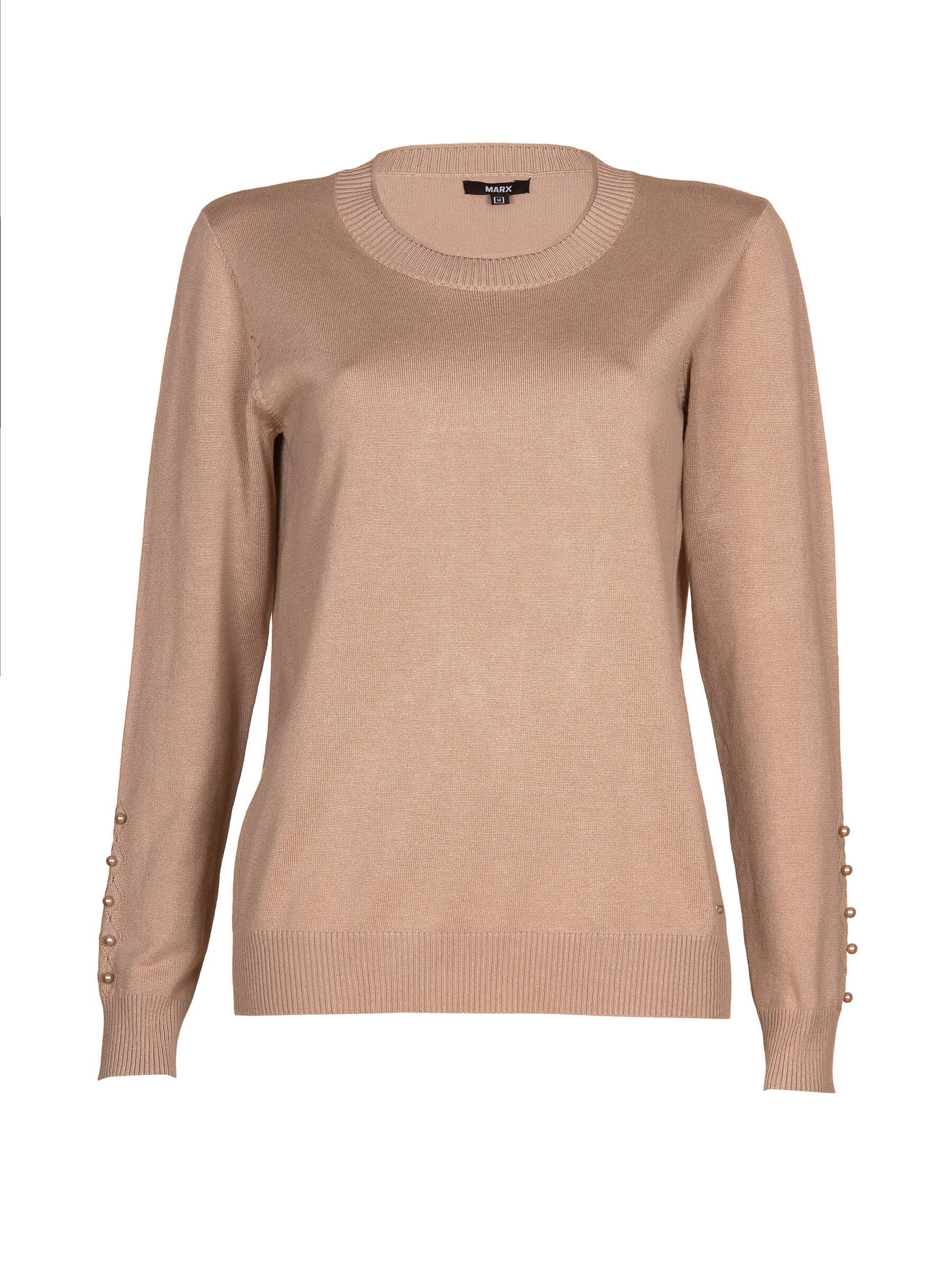 Marx pulover: redna cena 29,99 EUR; 50% popust
