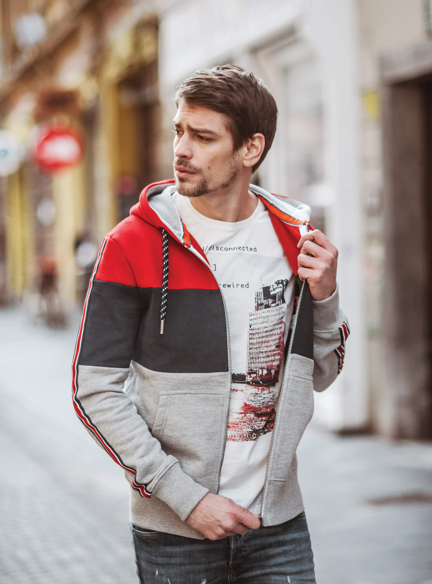 Majica Marx 17,99€ - Farmerke Jack & Jones, 79,99 €