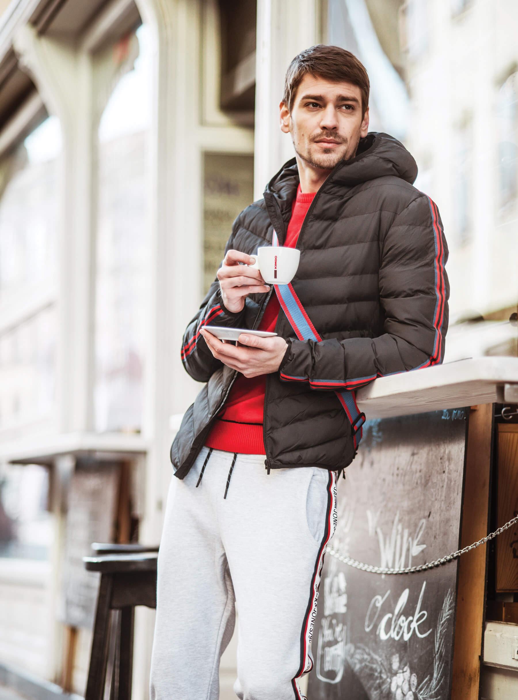 Pulover Marx, 29,99€ - Trenirka Jack & Jones 39,99€ - Jakna BraveSoul, 49,99€
